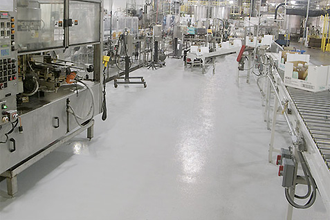 Food Grade Flooring Amp Coatings Paramount California