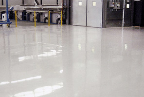 Coated Concrete Floors