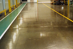 Coated Floors