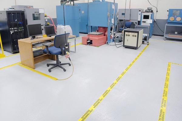 Epoxy Flooring & Coatings - Paramount, California - Techcoat