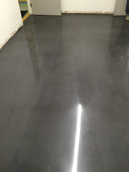 Floor Polishing Services - Paramount, California - Techcoat